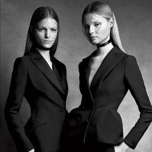 Christian Dior 100% wool blazer